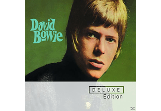 David Bowie - David Bowie (Deluxe Edition) [CD]
