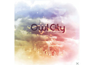 Owl City - Maybe I'm Dreaming [CD]