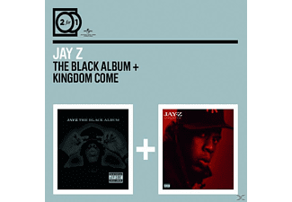 Jay-Z - 2 For 1:The Black Album/Kingdom Come - (CD)