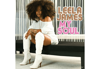 Leela James - My Soul - (CD)