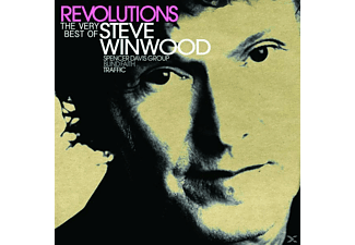 Steve Winwood - REVOLUTIONS - THE VERY BEST OF - (CD)