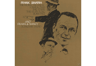 Frank Sinatra - The World We Knew - (CD)