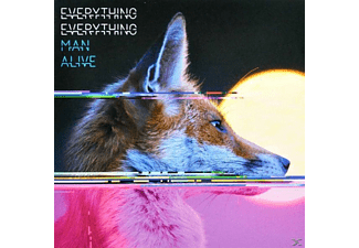 Everything Everything - Man Alive - (CD)