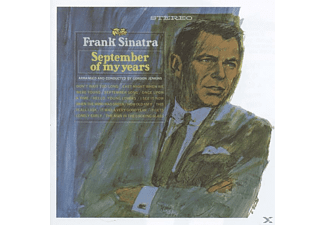 Frank Sinatra - September Of My Years (Expanded Edt) - (CD)