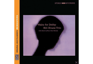 Bill Evans, Bill Trio Evans - WALTZ FOR DEBBY (OJC REMASTERS) - (CD)