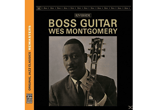 Wes Montgomery - Boss Guitar (Ojc Remasters) - (CD)
