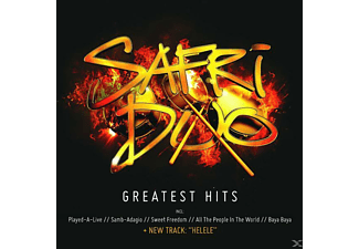 Safri Duo GREATEST HITS Pop CD