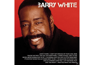 Barry White - ICON - (CD)