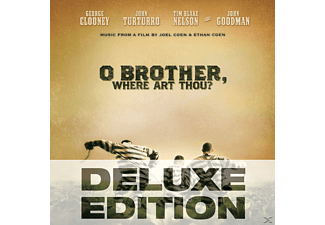 VARIOUS, OST/VARIOUS - O Brother Where Art Thou-10th Anniversary Deluxe [CD]