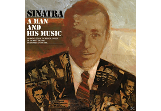 Frank Sinatra - A Man And His Music [CD]