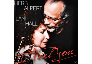 Herb Alpert, Lani Hall - I Feel You [CD]