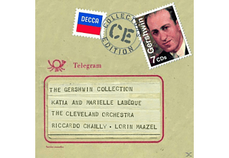 VARIOUS, K.& M./Chailly/Maazel/CO Labeque - The Gershwin Collection [CD]