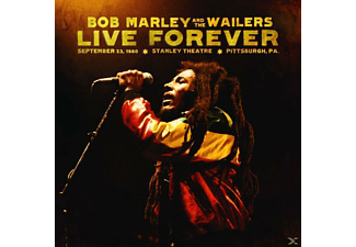 Bob Marley, Bob Marley & The Wailers - Live Forever:The Stanley Theatre, Sep 23, 1980 [CD]