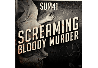 Sum 41 - SCREAMING BLOODY MURDER - (CD)