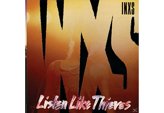 INXS - Listen Like Thieves (2011 Remastered) - (CD)