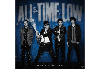 All Time Low - Dirty Work - (CD)