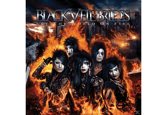 Black Veil Brides - Set The World On Fire [CD]