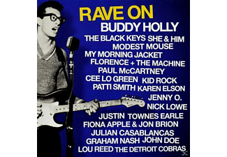 VARIOUS - Rave On Buddy Holly [CD]