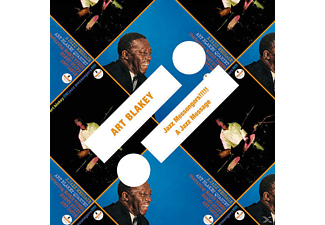 Art Blakey - Jazz Messengers!!!!!/A Jazz Message [CD]