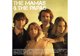 The Mamas And The Papas - Icon - (CD)