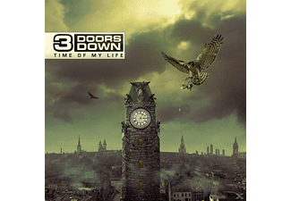 3 Doors Down - Time Of My Life (Ltd.Deluxe Edt.) - (CD)