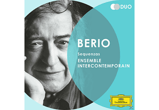 Enseble Intercontemporain, Eic - Sequenzas 1-8 [CD]