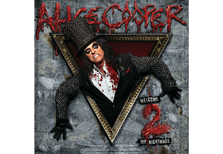 Alice Cooper - WELCOME 2 MY NIGHTMARE - (CD)