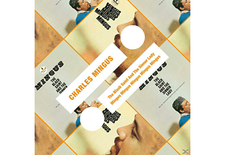 VARIOUS, Charles Mingus - The Black Saint And The Sinner Lady/Mingus [CD]