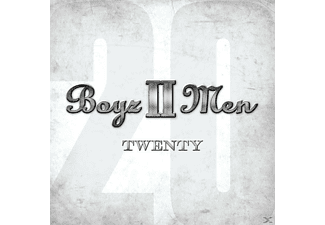 Boyz II Men - Twenty (2cd) [CD]
