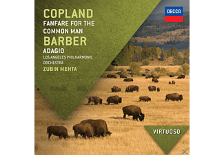 Zubin Mehta, Lapo, Zubin/lapo Mehta - Fanfare For The Common Man, Appalachian Spring/+ - (CD)