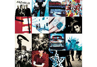 U2 - Achtung Baby (Remastered) - (CD)