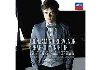 Benjamin Grosvenor - Rhapsody In Blue [CD]