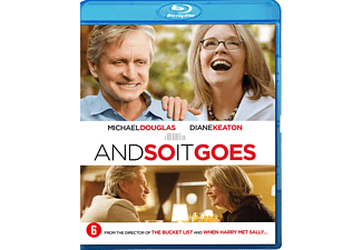 And So It Goes | Blu-ray