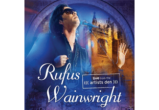 Rufus Wainwright - Live From The Artists Den [Blu-ray]