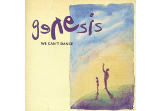 Genesis - We Can't Dance-Remaster [CD]