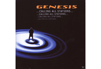 Genesis - Calling All Stations-Remaster - (CD)