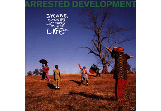 Arrested Development - 3years, 5months & 2days In The... [CD]