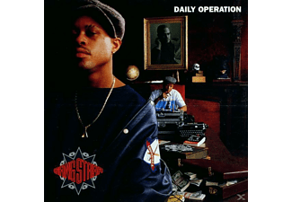 Gang Starr - DAILY OPERATION - (CD)