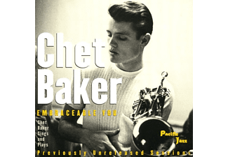 Chet Baker - Embraceable You (CD)