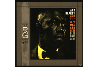 Art Blakey - MOANIN (1999 RVG REMASTERED) (LTD.EDT.) - (CD)