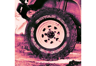 Bryan Adams - So Far So Good - (CD)