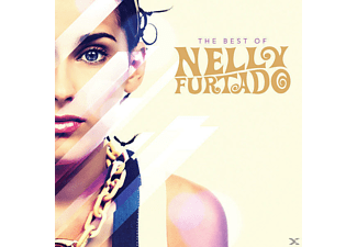 Nelly Furtado THE BEST OF NELLY FURTADO Pop CD