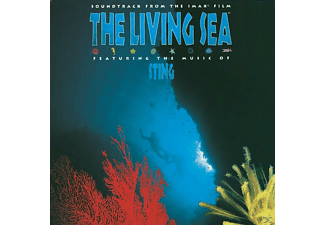 Sting, Ost &  Sting - THE LIVING SEA [CD]