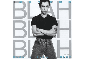 Iggy Pop - Blah, Blah, Blah - (CD)
