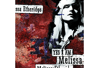 Melissa Etheridge - Yes I Am - (CD)