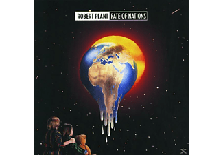 VARIOUS, Robert Plant - Fate Of Nations - (CD)
