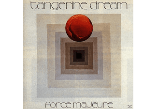 Tangerine Dream - Force Majeure - (CD)