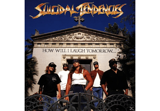 Suicidal Tendencies - How Will I Laugh Tomorrow When I Can't Even Smile Today [CD]