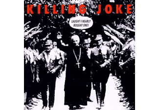 Killing Joke - Laugh I Nearly Bought One [CD]