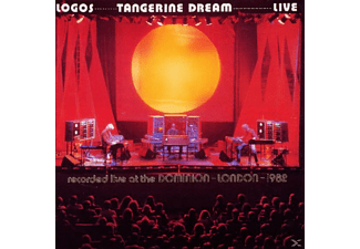 Tangerine Dream - Logos Live - (CD)